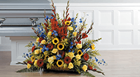 Category: Floral Side Arrangements